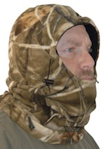 Boyt HU202 Triploc Fleece Balaclava Face Mask
