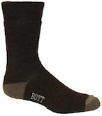 SX250 Chesnut Mid-Weight Boot Socks