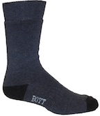 SX250 Gray Mid-Weight Boot Socks