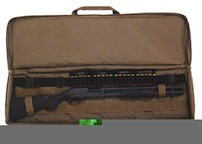 Boyt TACCAMS Tactical Rectangular Shotgun Weapons Case with Ammo Management System